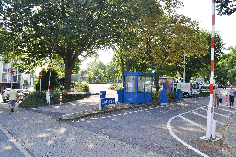 Beethovenparkplatz