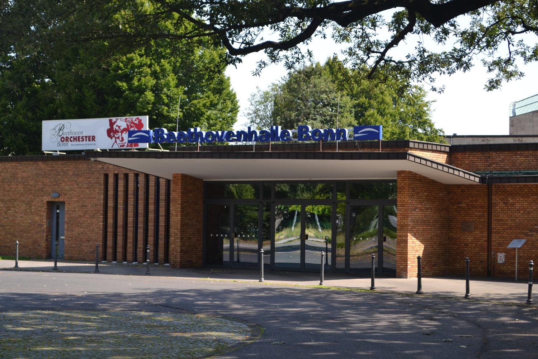 Beethovenparkhaus